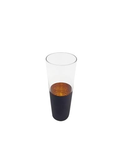 Decorium Vısıon Siyah 6'Lı Kahve Yanı/Shot Bardak Siyah